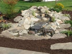 Aquascape Nj by Disappearing Pondless Waterfall Contractor South Jersey