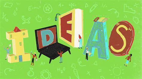 'ideas' A New Series From Npr Ed  Npr Ed Npr