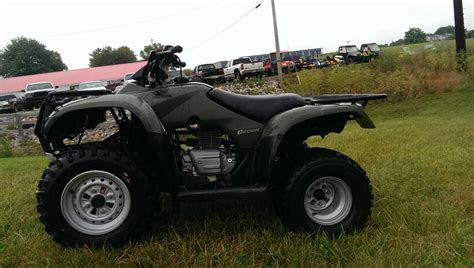 2007 Honda RECON 250 Motorcycle From Flemingsburg, KY