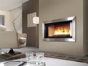 Cadre De Cheminée : cadre metallique pour cheminee kemp ~ Melissatoandfro.com Idées de Décoration