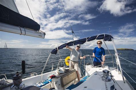 learn  sail  grenada  horizon yacht charters