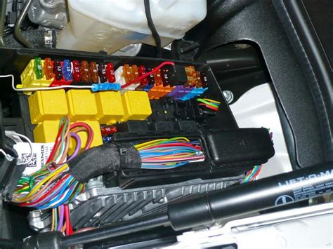 2008 Mercede 230 Fuse Box by Fuse Mbworld Org Forums