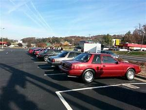 1984 Ford Mustang Sportscar Red Rwd Manual Lx For Sale