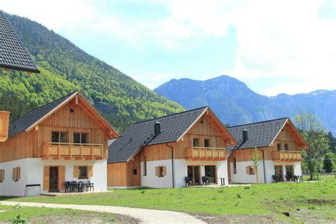 Ausztria  Obertraun Am Hallstätter See Feriendorf