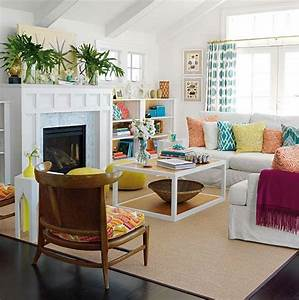 Bright living room colors modern house for Bright colored living rooms