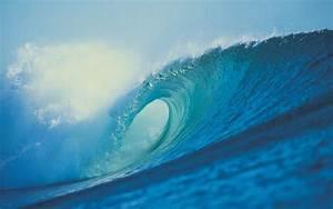 Ocean Wave Wallpaper - WallpaperSafari