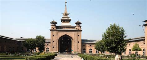 jama masjid srinagar india  time  visit jama masjid