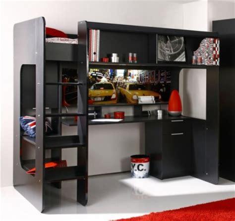 lit mezzanine bureau fille lit ado lit et mobilier chambre ado lit pour adolescent
