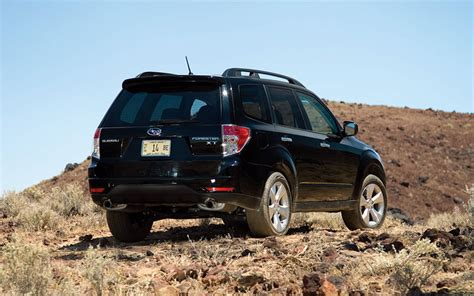 forester xt wins st place  motor trends turbo