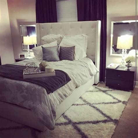 cozy bedroom decor ideas  newly wed couple
