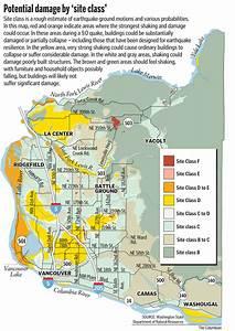 3.7-magnitude quake near Amboy rattles county | The Columbian