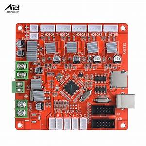 Anet A1284 Base Control Board Mother Board Mainboard For