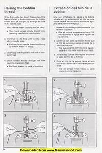 Singer 7015 Sewing Machine Instruction Manual