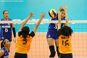 Philippines romps Malaysia in women's volleyball opener ...