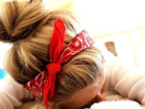 bandana hairstyles  pinterest bandana hair bandana