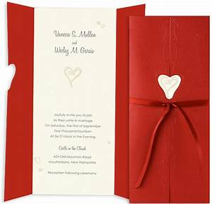 diy wedding invitation wedding invitations kits With blank heart wedding invitations