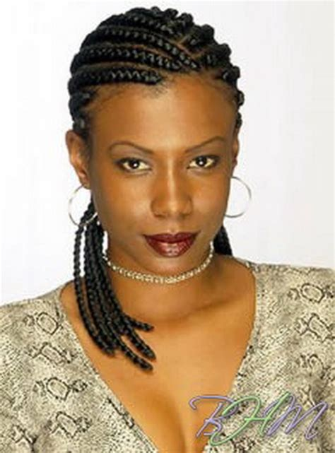 Braids Hairstyles For Black Pictures by Braided Hairstyles For Black Hair