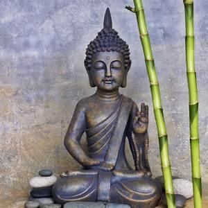 Statue De Bouddha : statue bouddha japon ~ Teatrodelosmanantiales.com Idées de Décoration