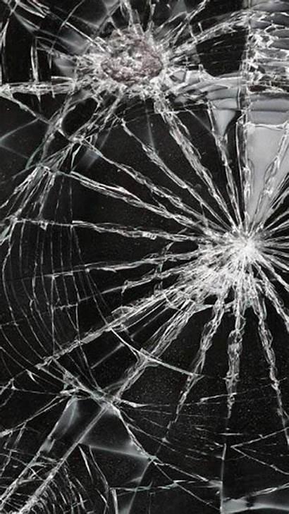 Broken Screen Iphone Phone Cracked 3d Prank