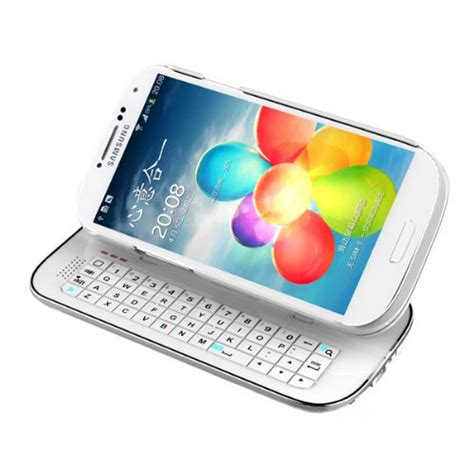 bluetooth slide out keyboard cases for android smartphones