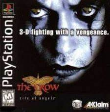 The Crow City Of Angels Video Game Wikipedia