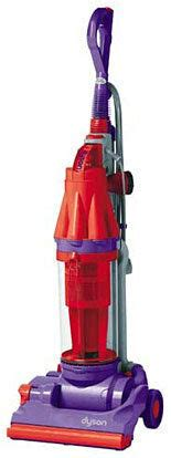 Dyson Allergy Red Hepa Bagless Cyclonic Upright