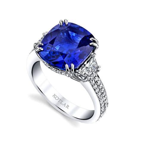 30 Lovely Blue Sapphire Rings. Initial Rings. Lovely Wedding Engagement Rings. Steel Wedding Rings. Northwestern Rings. 1.5 Mm Engagement Rings. Qwardian Rings. July Rings. Braided Engagement Rings
