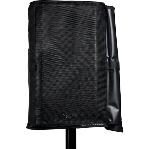 2x qsc k10 outdoor covers k10 powered speaker weather