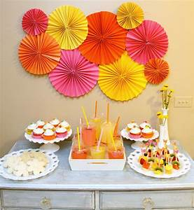 Penelope's 6th Birthday Garden Party: Party on a Dime ...
