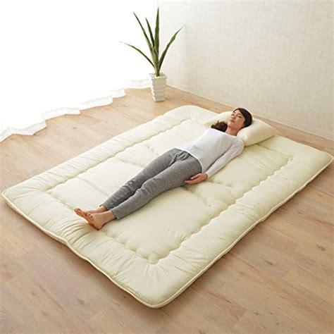 king size memory foam mattress emoor cotton polyester japanese traditional futon mattress