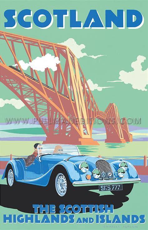 morgan   scotland pullman editions