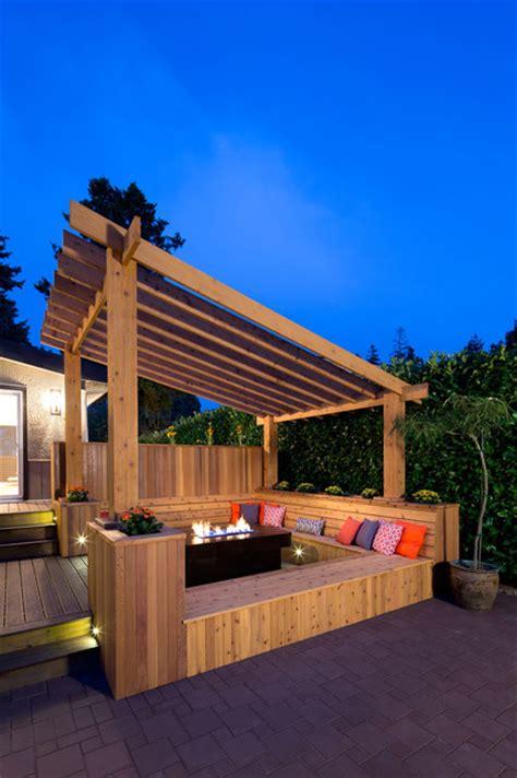 amazingly elegant wooden deck designs