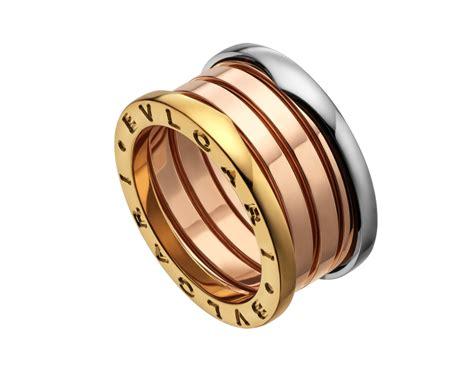 bvlgari bulgari b zero 1 18k white gold 1 band ring size b zero1 bvlgari ring