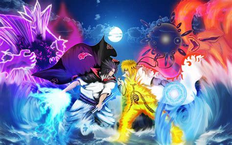 Naruto Vs Sasuke Wallpapers