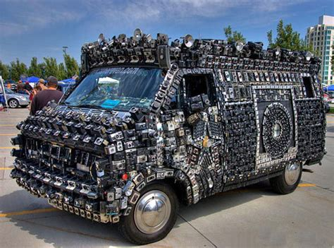 Top 22 Unusual And Crazy Cars That Will Not Go Unnoticed