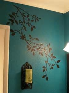 Painting Ideas For Bathroom Walls Wall Painting Look Asian Paints Royale Play Wallfashion Stencil Diaries Code