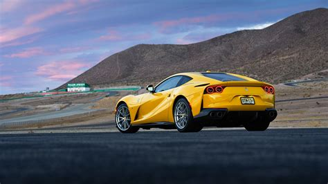 Instead, the 812 superfast relies entirely on atmospheric conditions and its own brilliance. The Ferrari 812 Superfast Is a 2019 Automobile All-Star   Car in My Life
