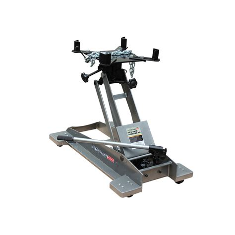 how good is this harbor freight transmission jack