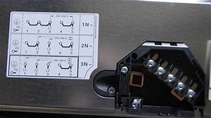 Wiring Instructions For A Bosch Pke611c14d Ceramin Hob In The