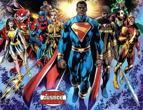 Sdcc 2016 & Dc Comics Rebirth Spoilers