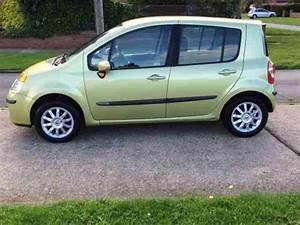 Renault Modus 2005 : 2005 renault modus dynamique 16v green car for sale ~ Gottalentnigeria.com Avis de Voitures