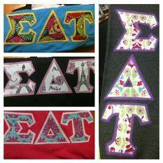 1000 images about kappa delta on pinterest kappa delta With make your own greek letter shirts