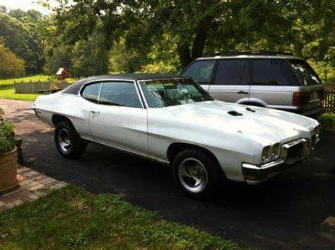 sell used 1970 pontiac lemans true american muscle car