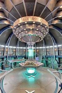 11's TARDIS interior from google maps made into an iPhone ...