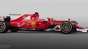 Ferrari SF70H, 2017 · F1 Fanatic