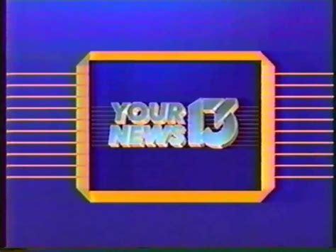 Kggm (krqe) News 13 At 10pm Open (1988)