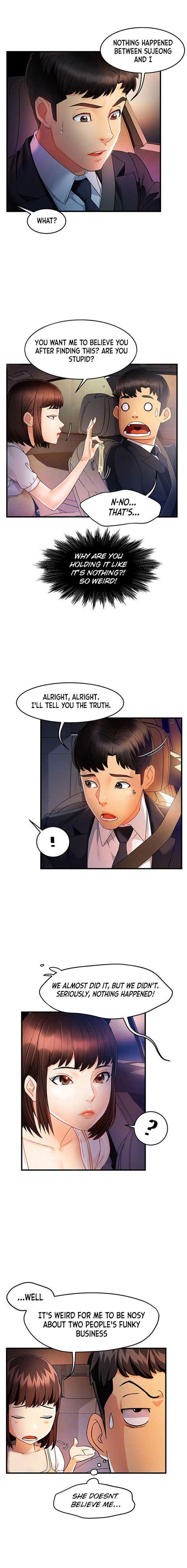 team leader report chapter  read manga