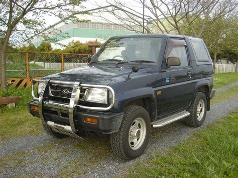 Used Daihatsu Rocky For Sale by Daihatsu Rocky Canterbury X 4wd 1995 Used For Sale