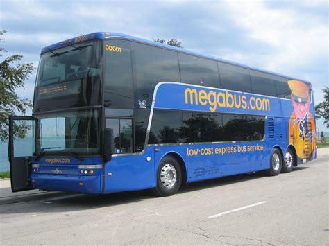 Megabus Bathroom Decker by Megabus