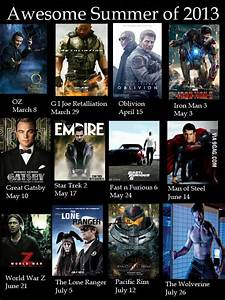 Awesome movies of 2013 - 9GAG